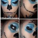 Halloween ; Sugar Skull