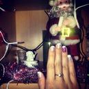 Nails for Christmas