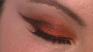 Indian Bridal Makeup, Another Close Up