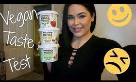 Vegan Taste test | Naughty Noah's