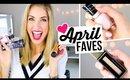 APRIL FAVORITES 2015 || Makeup, Food, Blogger, Clothing & More!