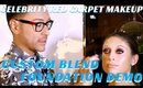 How to Apply Foundation Custom Blend | Celebrity Red Carpet Makeup Series 5- mathias4makeup