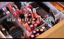 Makeup Storage Update| MakeupByLaurenMarie