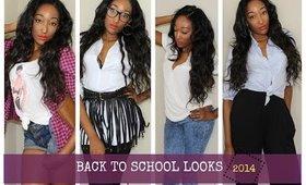 Back 2 School Fashion 2014
