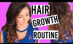 My Hair Care Routine | How I Cured my Dandruff and Grew my Hair Long!