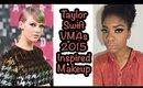 Taylor Swift VMA 2015 Inspired Makeup