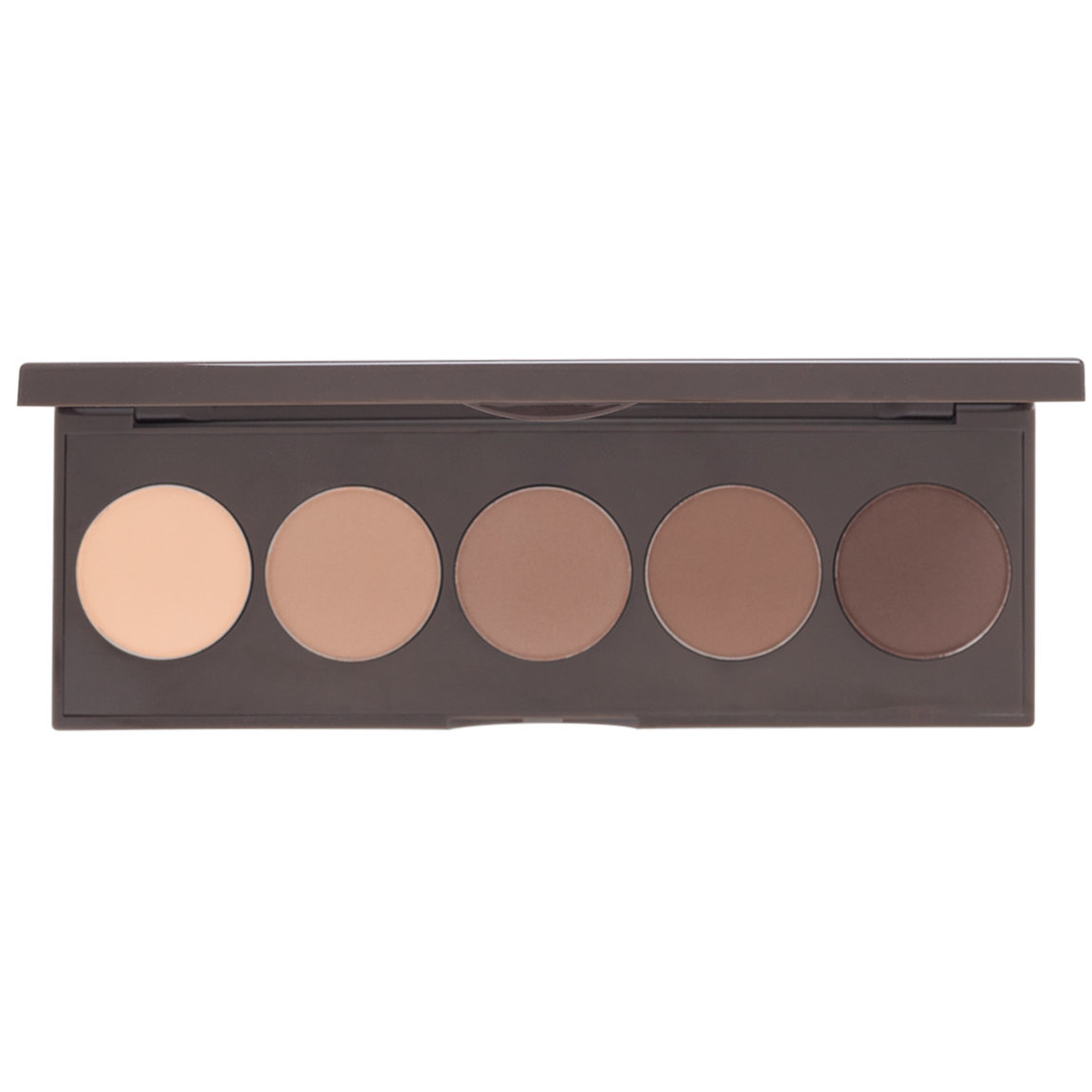 BECCA Ombré Nudes Eye Palette product swatch.