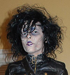 Chynna A Chynna Costume Makeup Gallery Beautylish