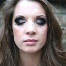 Sultry Smokey Eyes