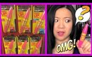 Maybelline Pumped Up Mascara vs Vibrator Review!