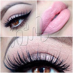 Visit my Instagram for details @makeupbyriz 💕