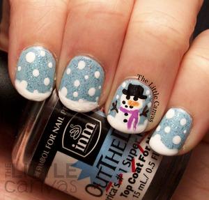 http://www.thelittlecanvas.com/2014/01/snowman-nails.html