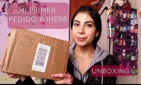Mi Primer Pedido IHERB - Unboxing