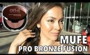 Make Up For Ever Pro Bronze Fusion Review and Demo