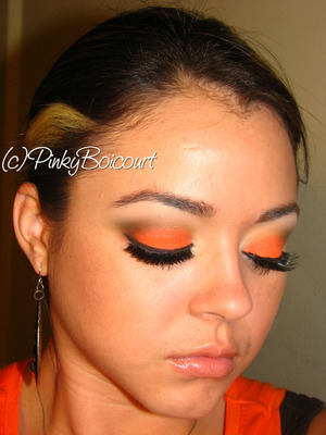 Cincinnati Bengals Inspired Tutorial