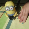 Dispicable me minion nails