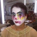 2017 Watercolor Clown
