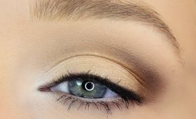 Easy Eye Look - Three Eyeshadows