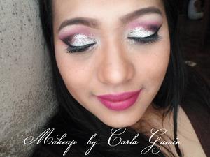 cosmic princess makeup
