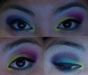Colorful Eyes!