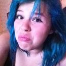 Don't be sad get BLUE HAIR