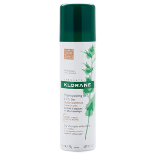 Klorane Dry Shampoo with Nettle Natural Tint