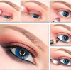 How to Apply Eye Makeup for Blue Eyes