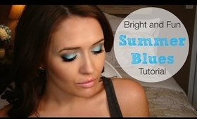 Bright and Fun Summer Blues Tutorial