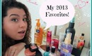My 2013 Favorites! Skincare, Beauty & More! ♥