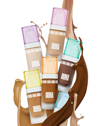 UOMA Beauty Say What?! Weightless Soft Matte Hydrating Foundation