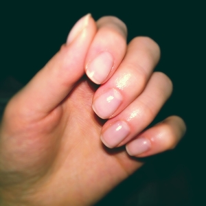 """Enhance natural nail beauty with Julep's 3-free nail vernis in """"Juliette"""", a soft white, perfect for any occasion."""