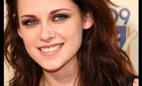 Kristin Stewart from Twilight Make-up 2009 MTV Movie Awards