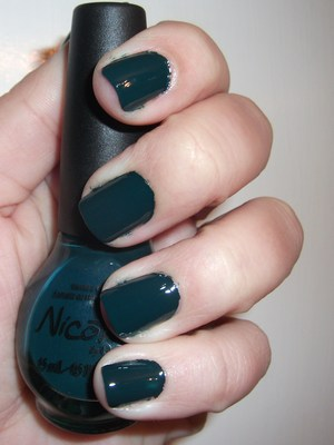 Khloe Had A Little Lam Lam from NOPI- I LOVE THIS POLISH!!