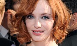 Emmys Makeup 2010: Christina Hendricks