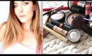 What's in my BEAUTY BAG - What to take on a beach weekend