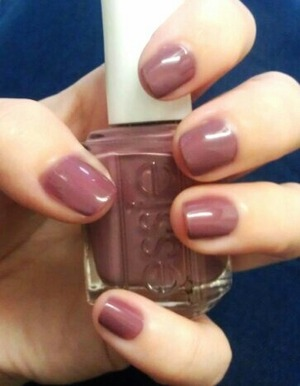 Fall is comming and this is my favorit fall polish