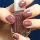 Fall nails - plum :)
