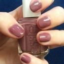 Fall nails - plum :)
