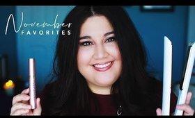 November Favorites 2018 | Meagan Aguayo