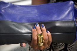 Street Style Beauty At New York Fashion Week
