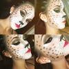 Recreated Leopard Look