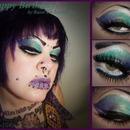 Birthday Makeup 2013