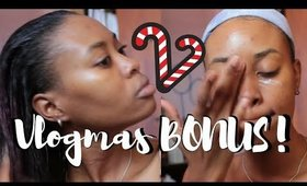 Get Ready with Me! | Vlogmas Bonus! ♡ Christina Amor