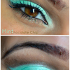 Mint Chocolate Chip Look