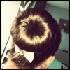 My big bun.