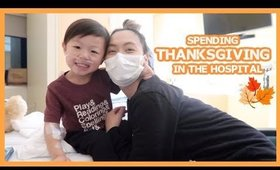 Spending Thanksgiving In The Hospital, Preston's Update   HAUSOFCOLOR