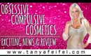 Obsessive Compulsive Cosmetics | Exciting News | Review | Swatches | Tanya Feifel-Rhodes