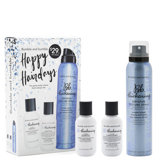 Happy Hairdays Volume + Texture Trio