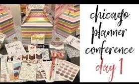 Chicago Planner Conference Day 1 - Vendor & Sponsor Prep | Grace Go