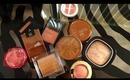 My Top Drugstore Blushes, Bronzers, and Highlighters!!!!